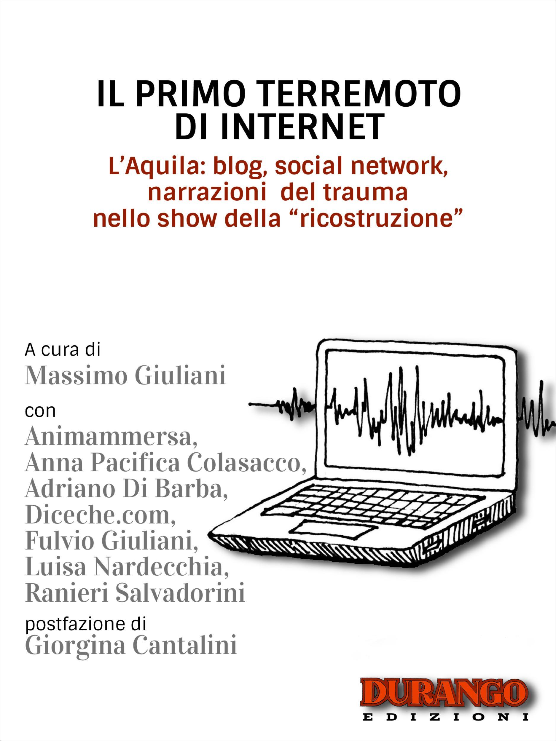 Terremoto e social network