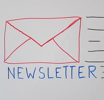 Newsletter: numeri arretrati